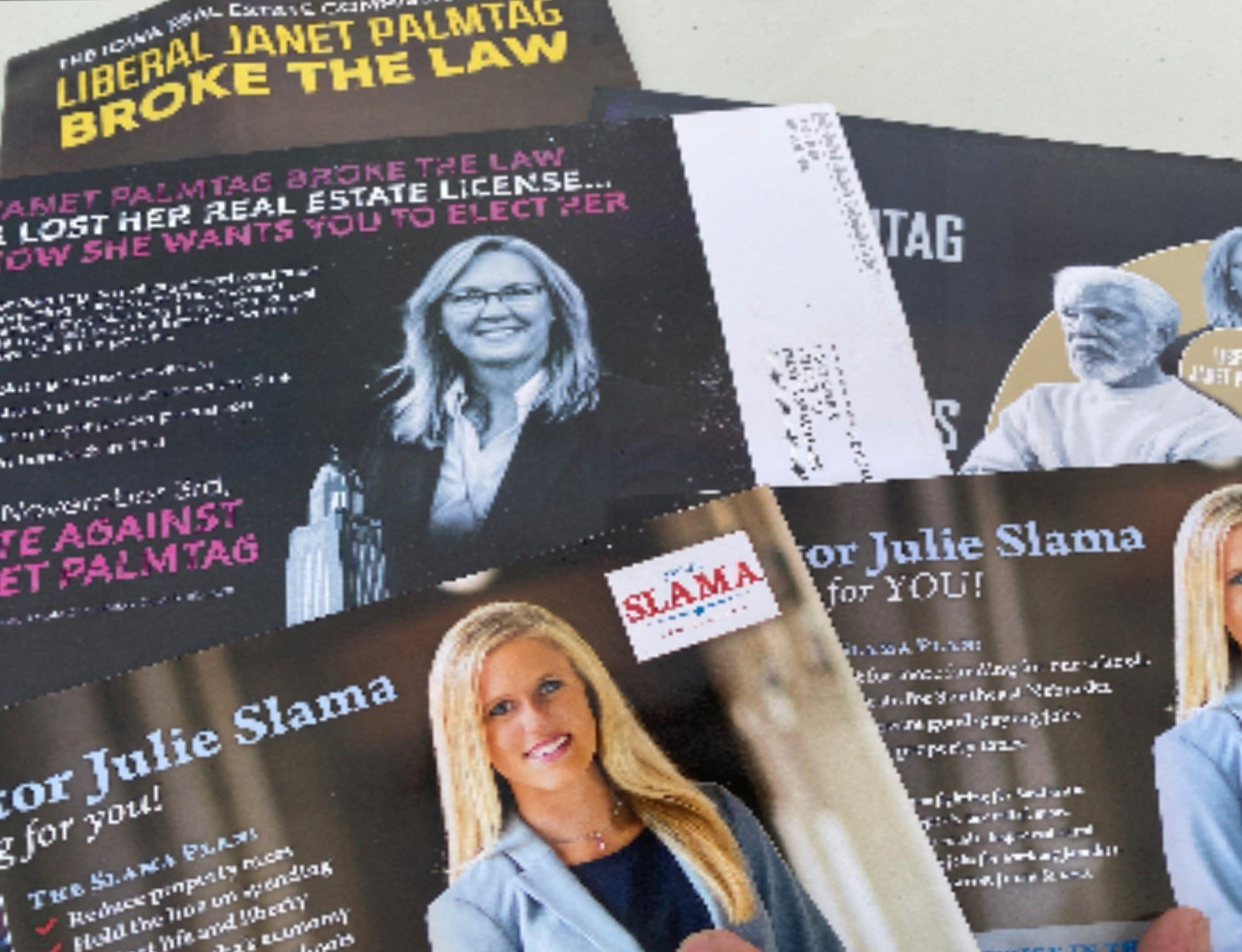 Nebraska GOP answers Palmtag's claims of an attack on her reputation