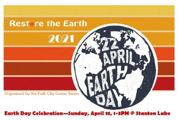 Earth Day celebration at Stanton Lake