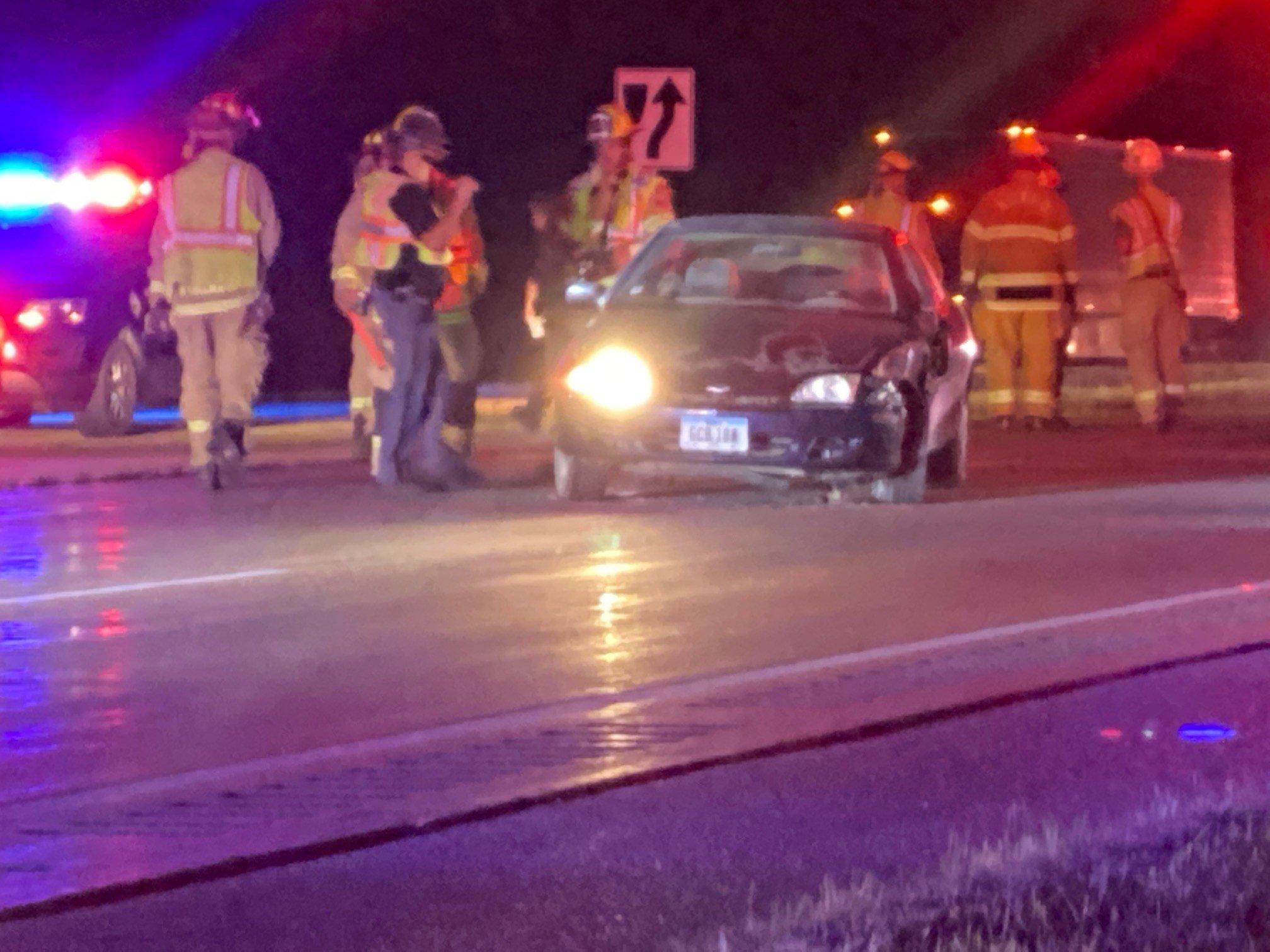 DUI sentencing after Highway 75 crash