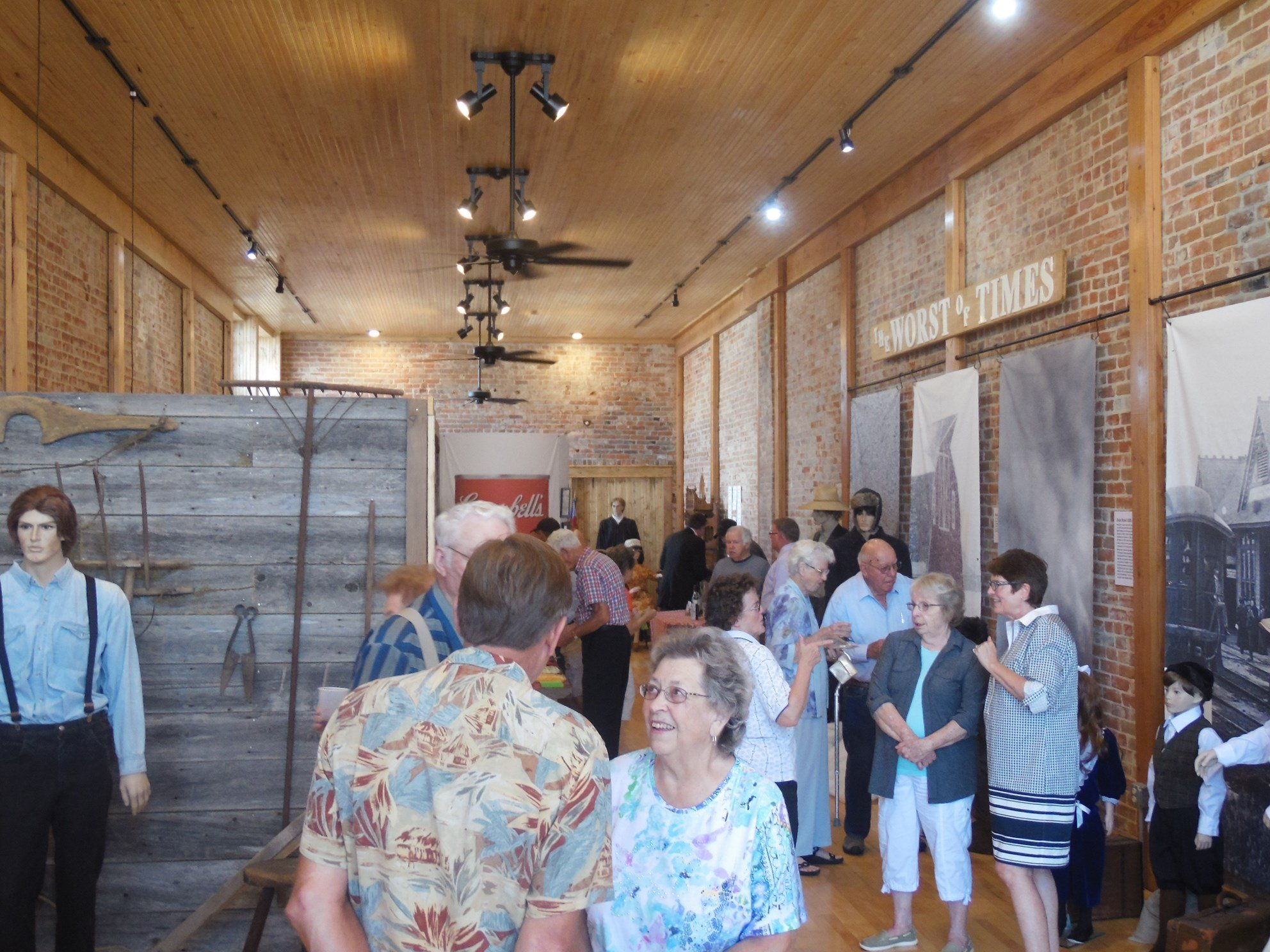Johnson County Museum opens May 1