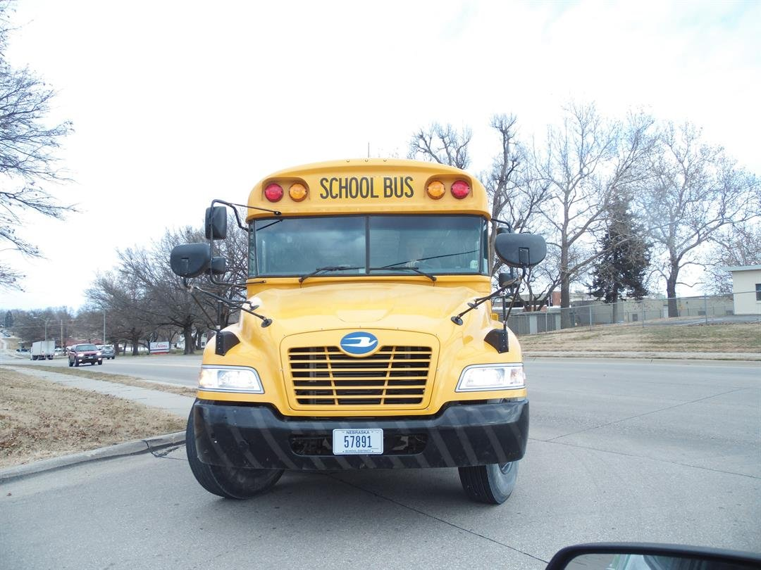 Auburn bus helps Nebraska City team get to Falls City track meet