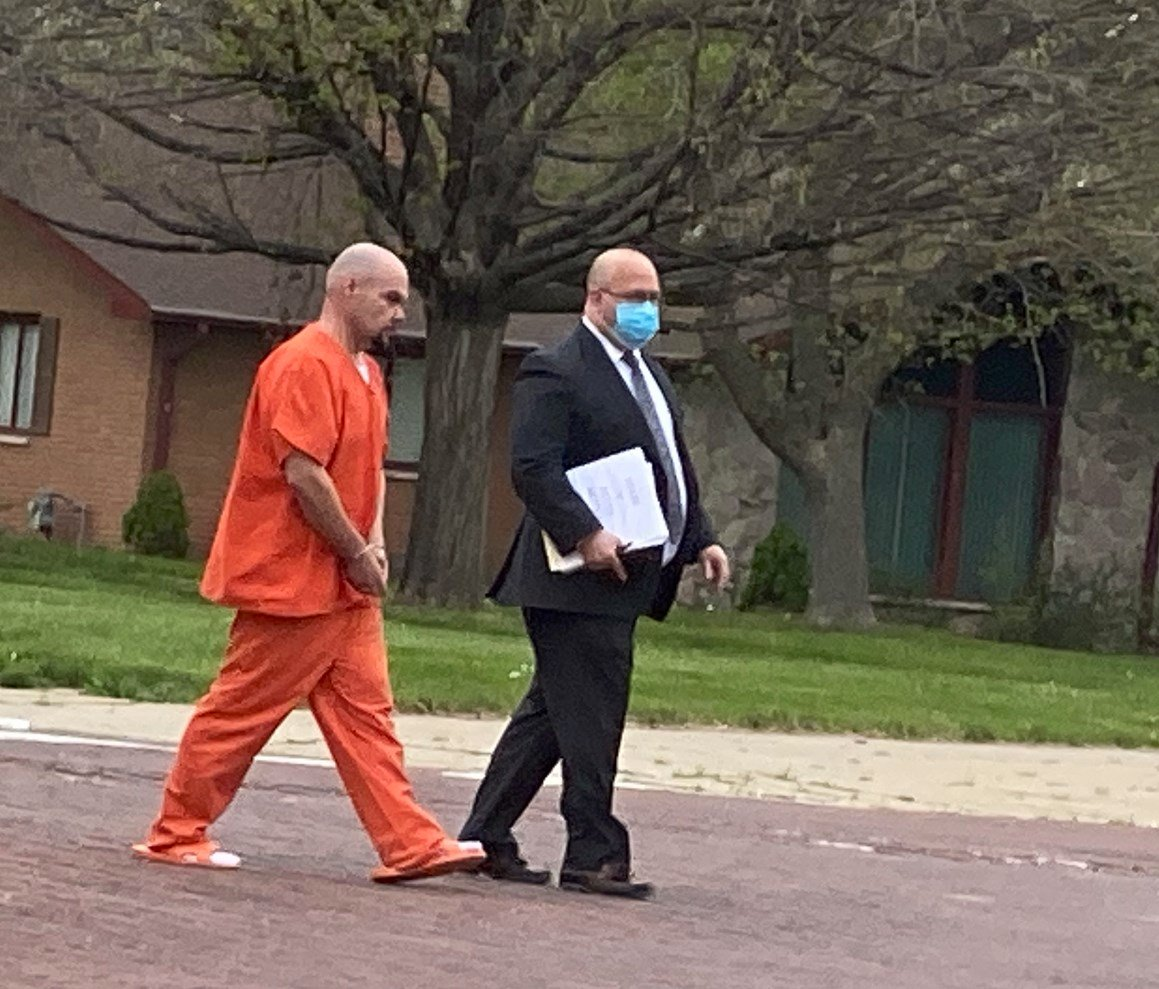 Ligouri argues for higher bond, Reyes arraigned on new charges