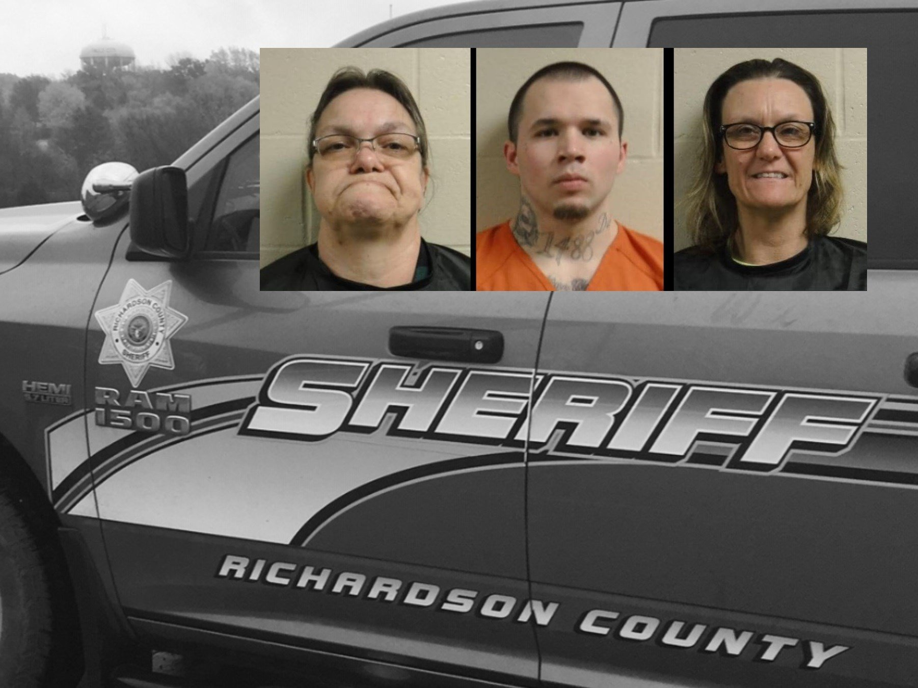Investigations lead to multiple warrants