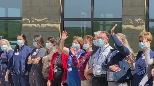 Nebraska City health care, educators honored as Philanthropists of the Year