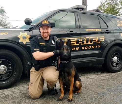 K9 Valor joins Richardson County enforcement