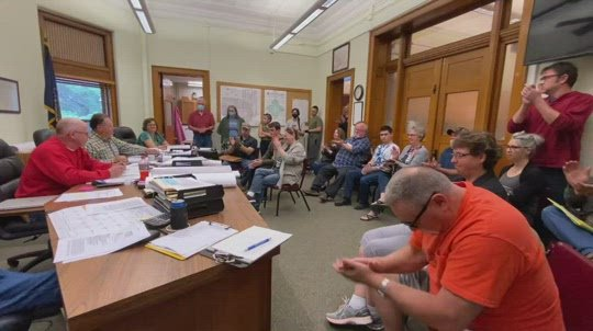 Nemaha County declares itself a Second Amendment Sanctuary