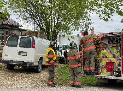 Women treated after crash into mailboxes