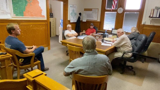Rural firefighters add voice to Richardson County 911 discussion