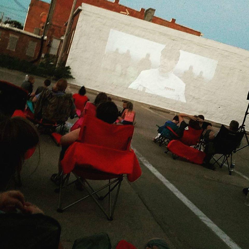 Downtown Movie Series returning