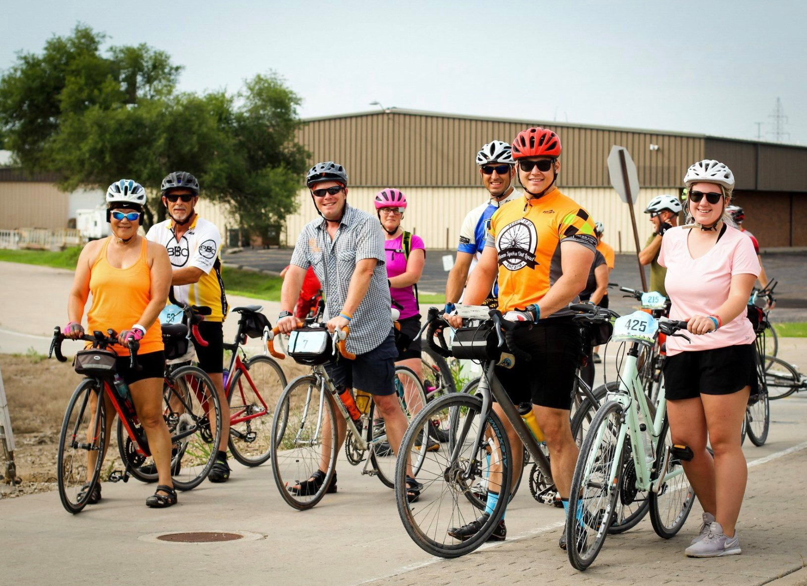 Radler Bicycle Festival this weekend, hospitality urged from motorists