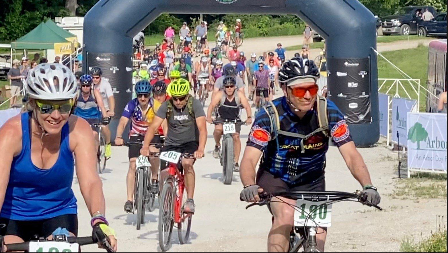 Arbor Day Farm hosts Radler Bike Festival
