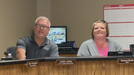 Jorn resignation leaves Falls City visioning city administration
