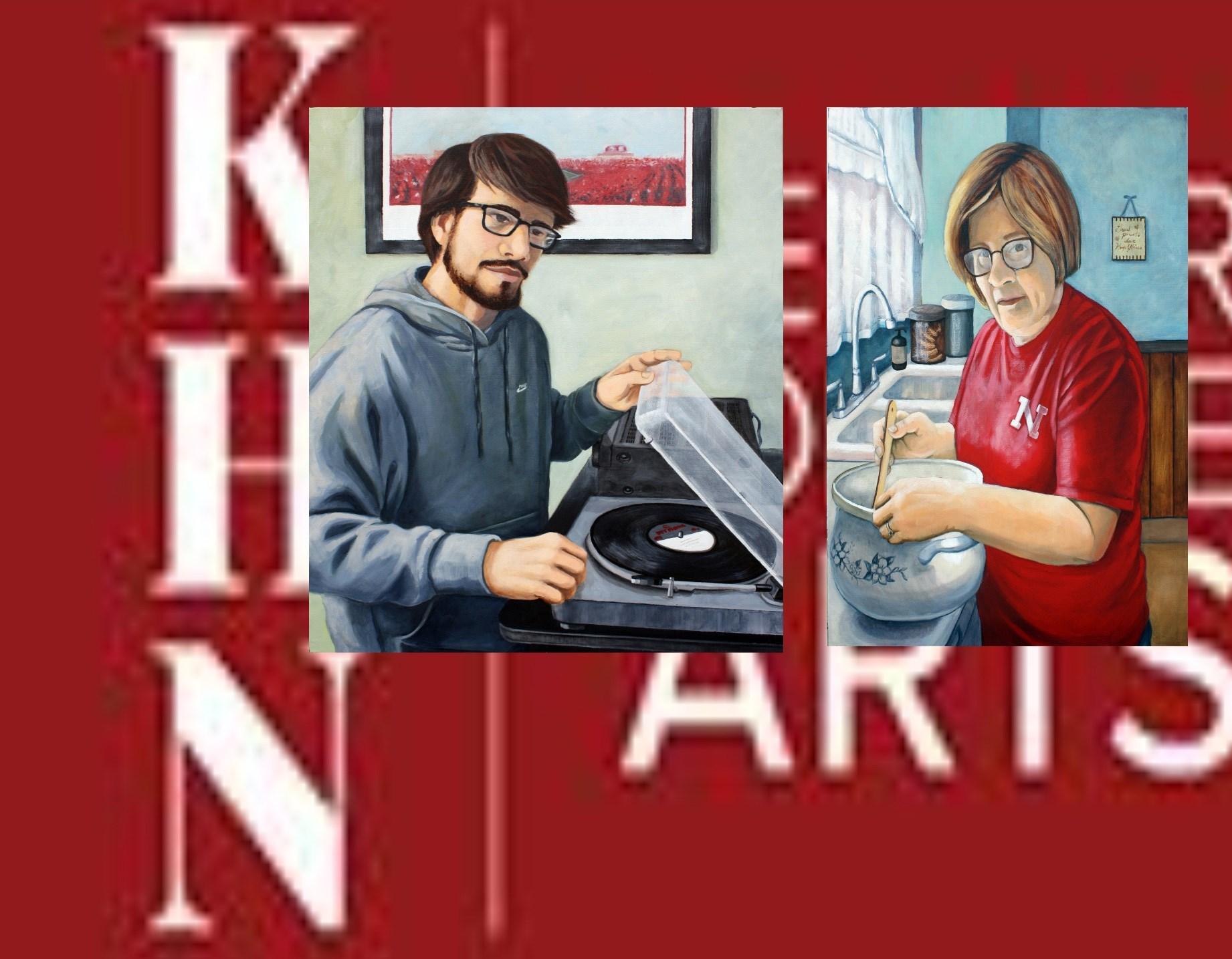 KHN Center for the Arts hosting 'Neurofibromatosis: A Portrait of Nebraska'