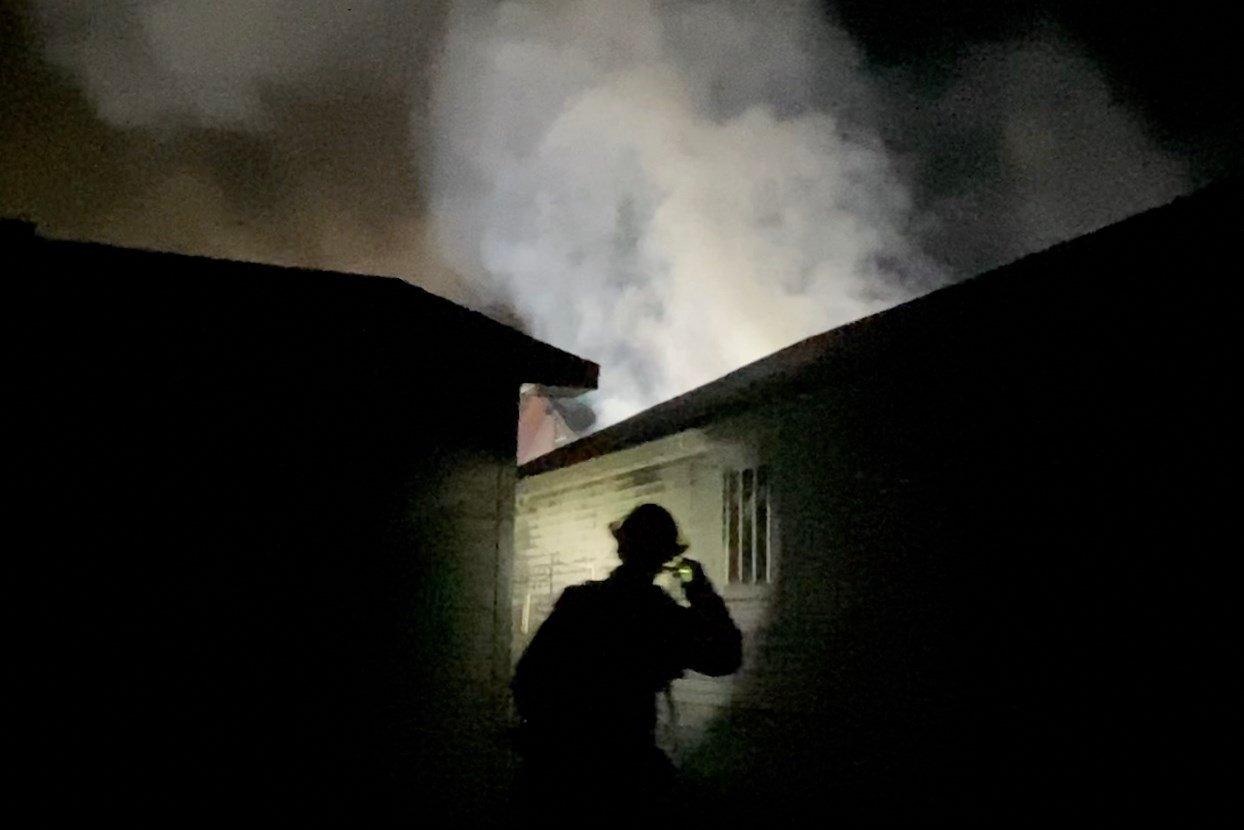Fireworks blamed for 4th of July garage fire