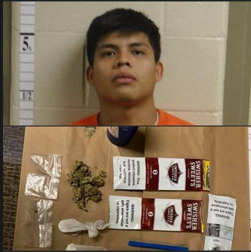 Sheriff reports Highway 75 drug arrest