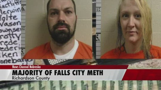 Sheriff says distributors of a majority of Falls City meth have been exposed