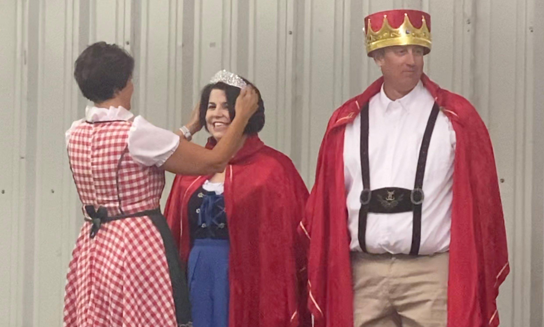 Syracuse crowns Germanfest royalty